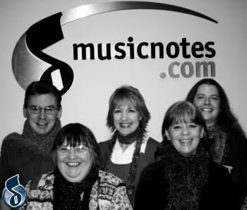 Musicnotes.com Customer Service Department