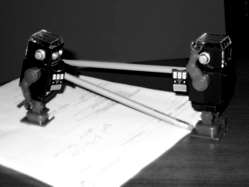 Pencil-Sharpener Robots