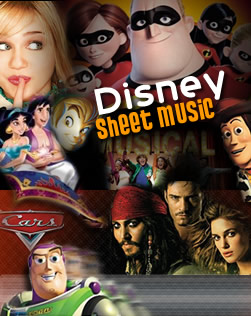 disney-sheet-music