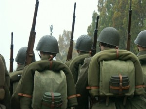 WW II soldiers