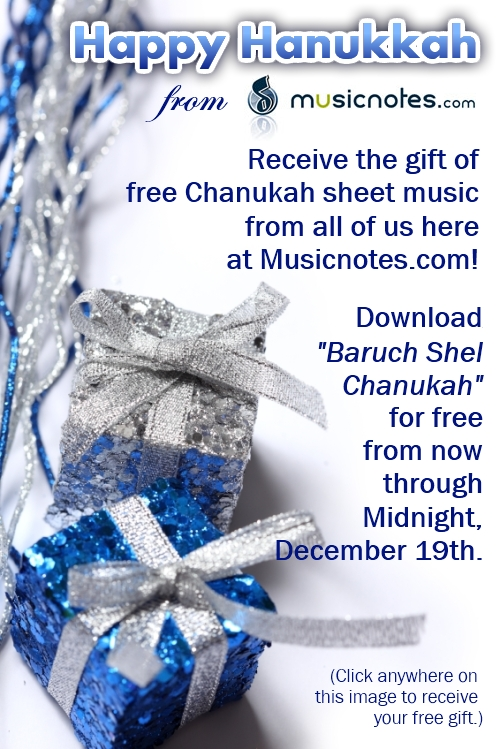 Free Chanukah Song