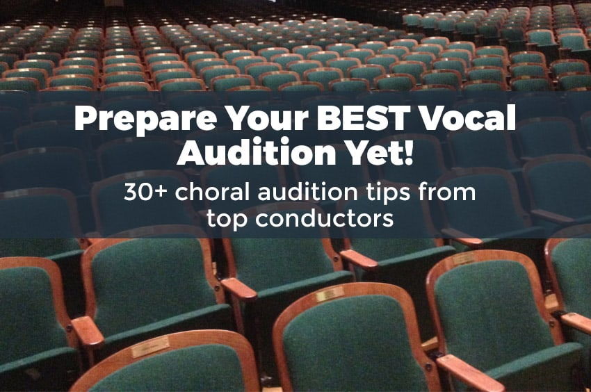 Choral Audition
