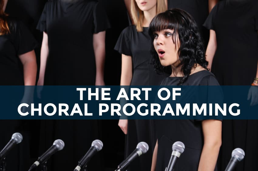 The Art of Choral Programming
