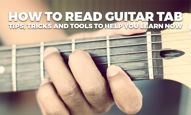 Guitar what is guitar tablature : How to Play Guitar Tabs: Learn to Read Tablature