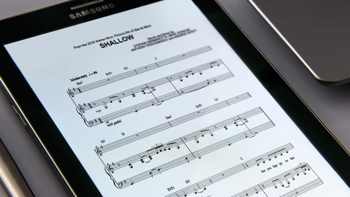 Musicnotes Blog • The Official Musicnotes Blog