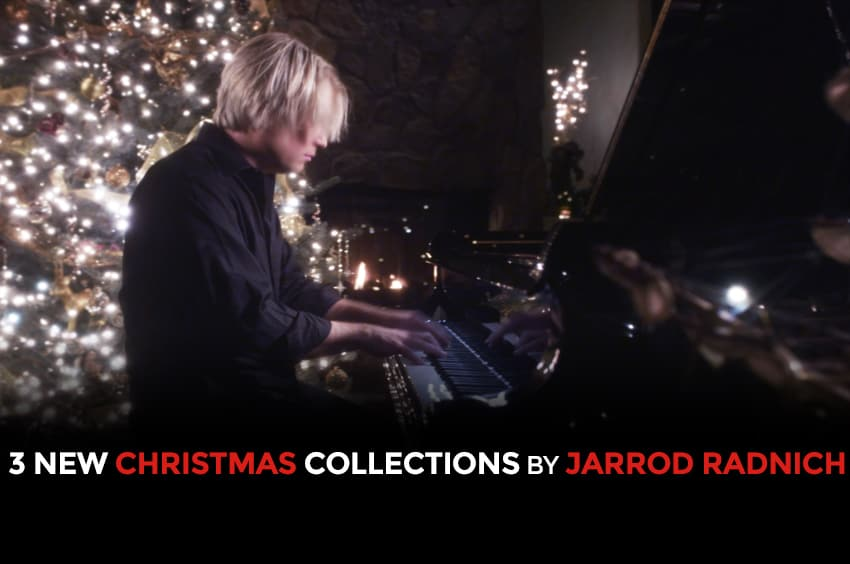 Jarrod Radnich Christmas Sheet Music