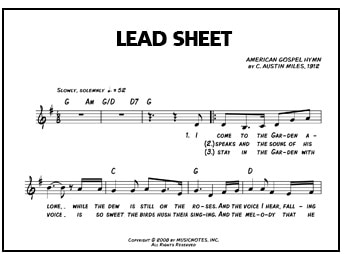 Love Piano Sheet Music? Learn about Types of Notation!