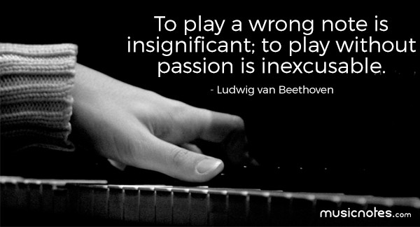 Inspirational Quotes For Piano Teachers