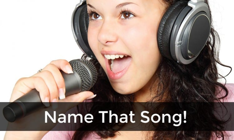 Match the song titles with their lyrics