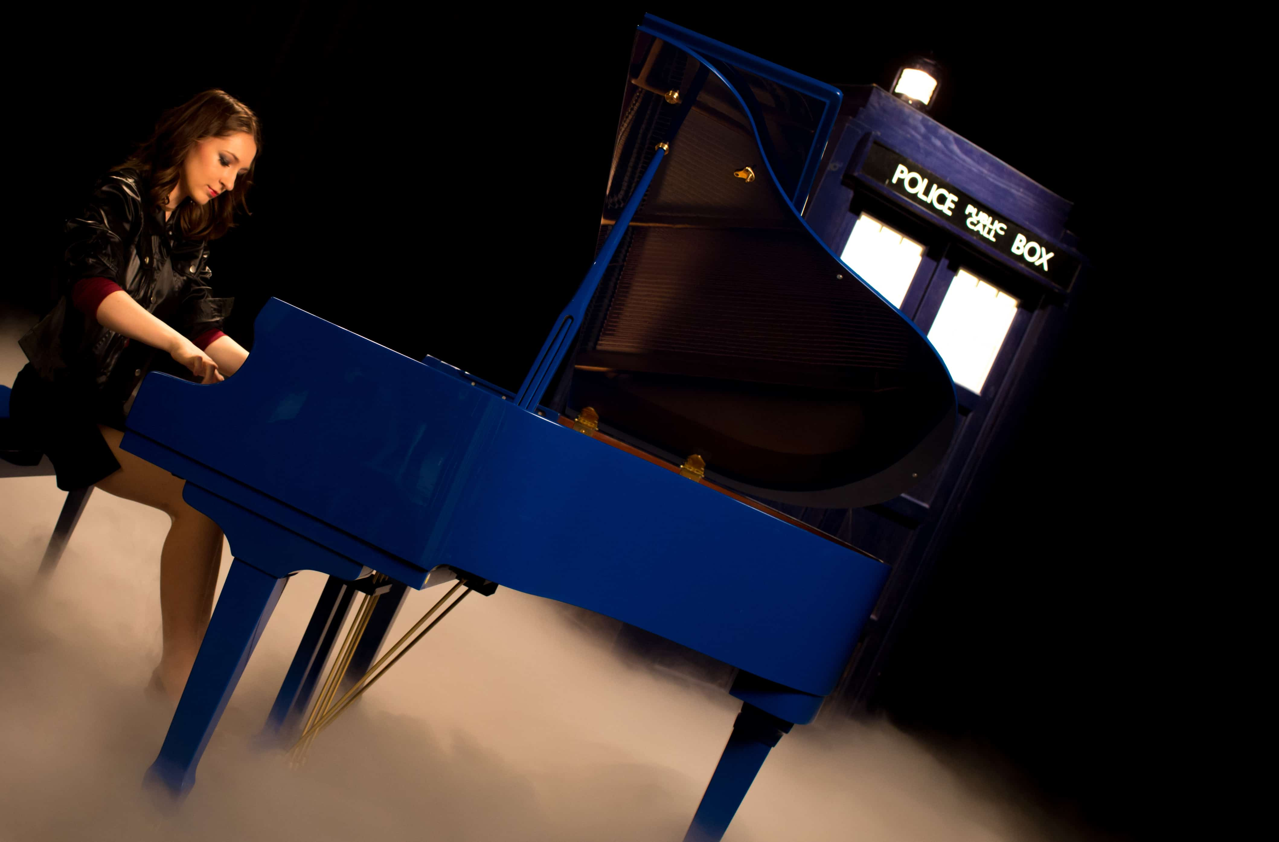 Player Piano BTS 3