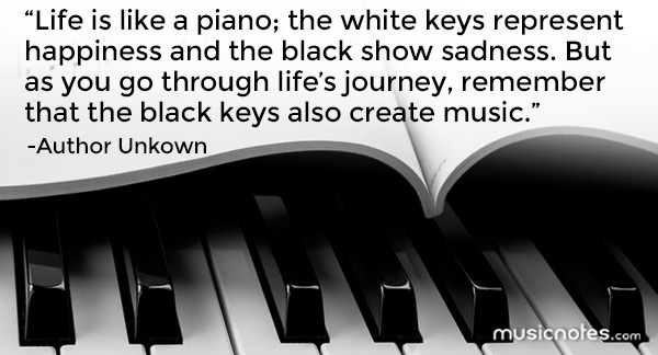 Quote12 quotables for pianists 12 of our favorite piano quotes,Sad Piano Music Meme