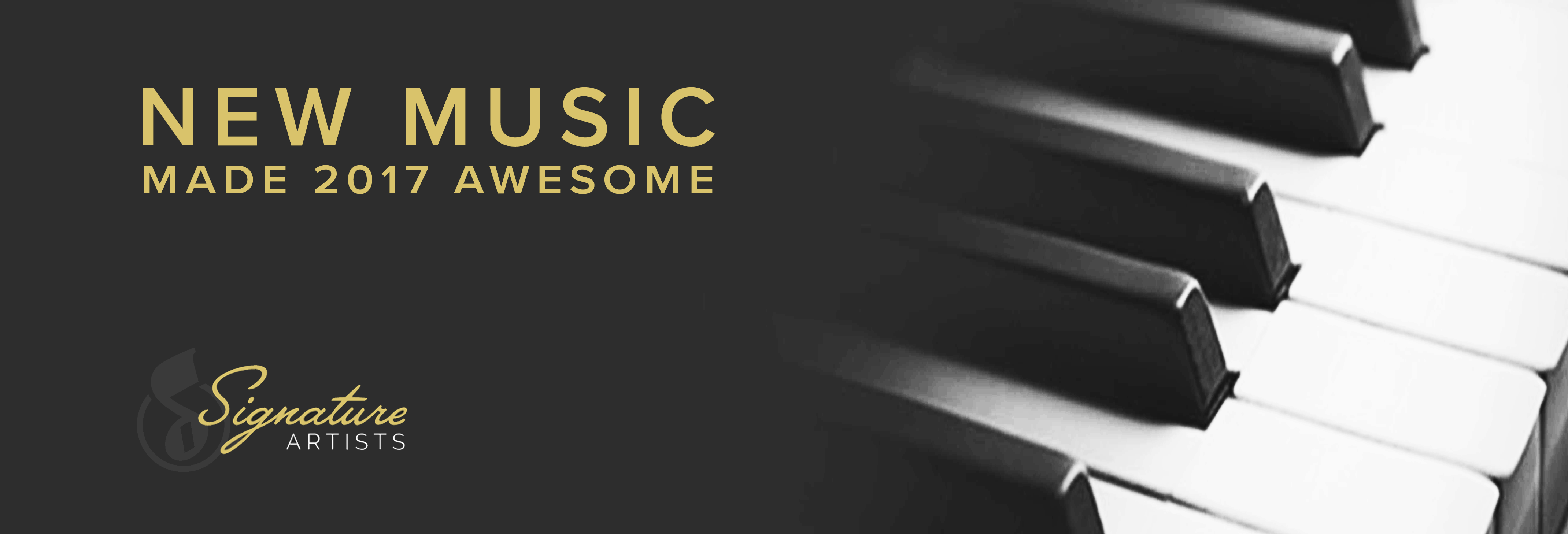 Here's Why New Music Made 2017 Awesome