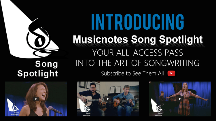 Musicnotes Song Spotlight