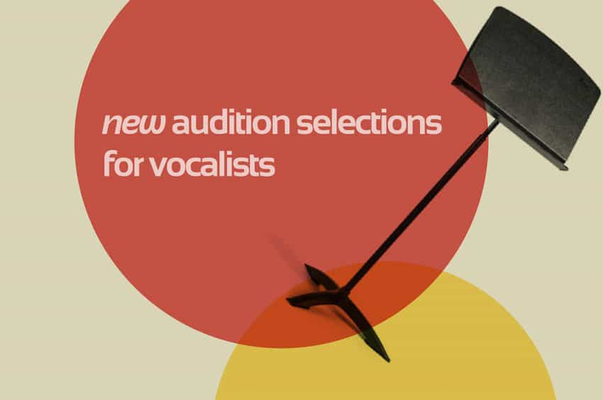 Vocal Audition Songs