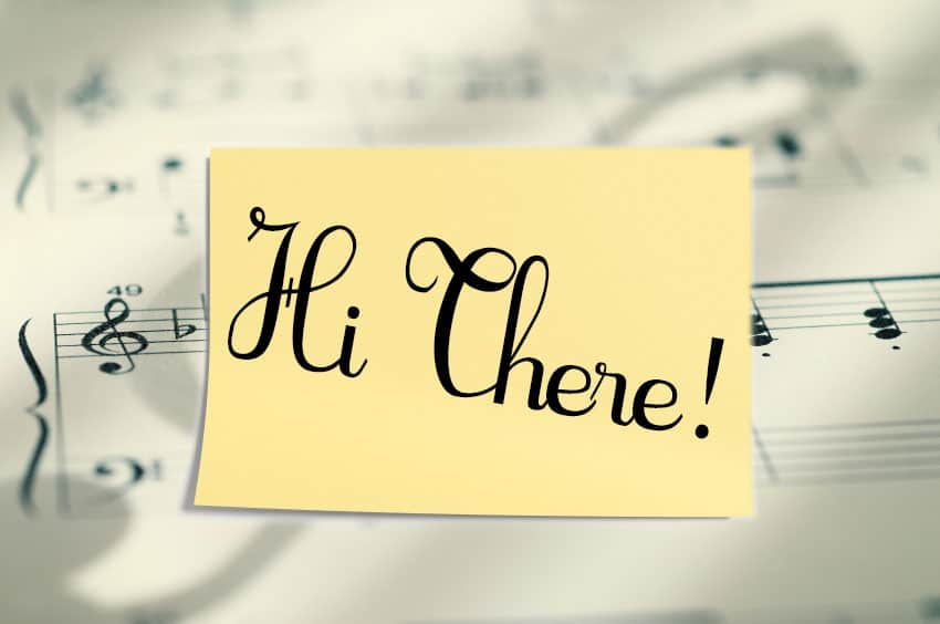 Welcome to the Musicnotes Blog