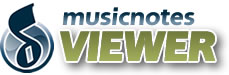 Musicnotes Viewer