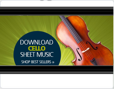 Best of Cello Sheet Music 2016