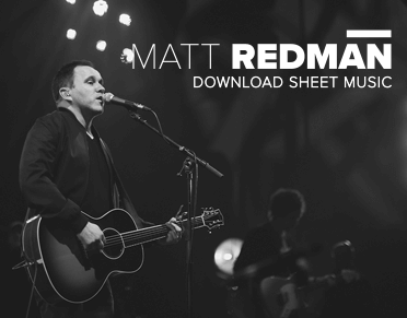 Matt Redman Sheet Music