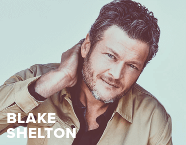Blake Shelton Sheet Music