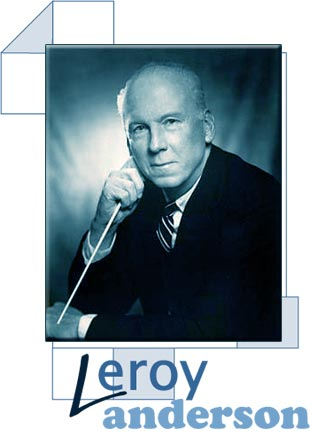 the leroy anderson digital sheet music collection