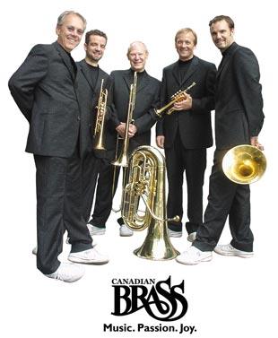Canadian Brass: Christmas Brass Quintets and Horn Quartet Sheet ...