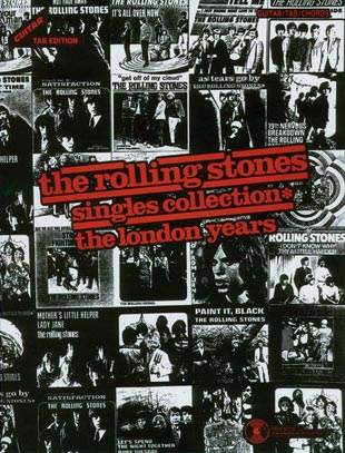 Rolling Stones Sheet Music