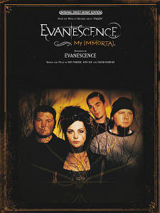 Evanescence Sheet Music