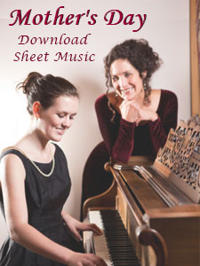 Mother's Day Sheet Music
