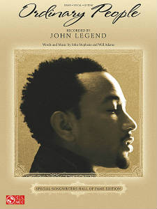 John Legend Sheet Music
