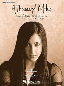 Vanessa Carlton Sheet Music