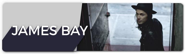 James Bay Sheet Music