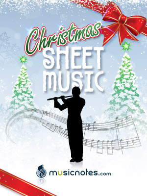 Christmas Sheet Music for Flute