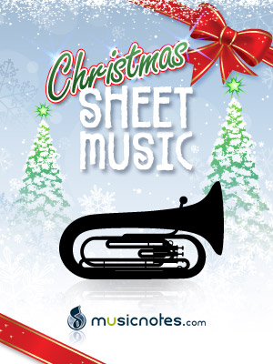Christmas Sheet Music for Baritone Horn
