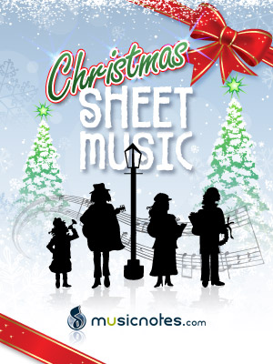Choral Christmas Sheet Music for Caroling
