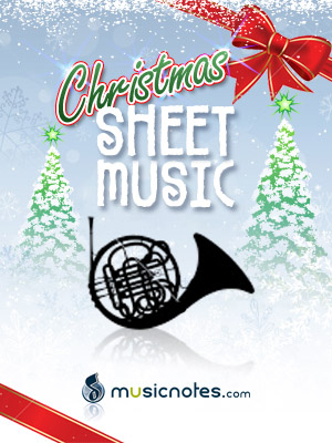 Christmas Sheet Music for French Horn
