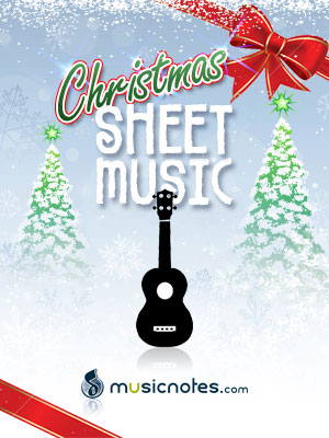 Christmas Sheet Music for Ukulele