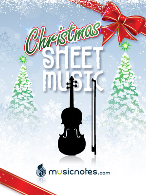 Christmas Sheet Music for Violin
