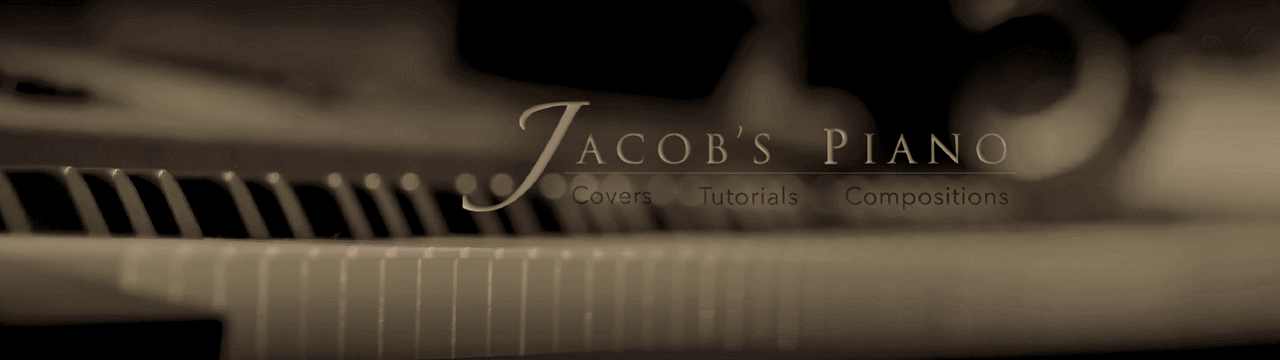 Jacob's Piano Sheet Music