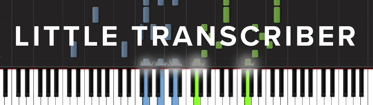 Little Transcriber Sheet Music