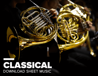 Classical French Horn Sheet Music