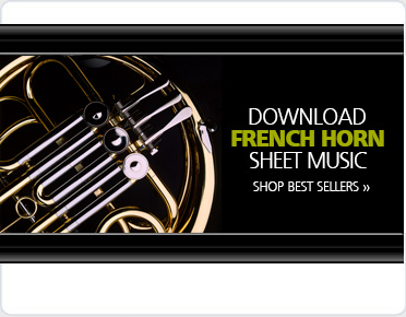 Best of French Horn Sheet Music 2016