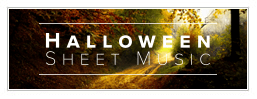 Download Halloween Sheet Music