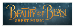 Beauty and the Beast [2017] Sheet Music