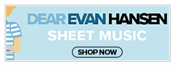 Dear Evan Hansen Sheet Music