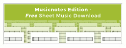 Musicnotes Edition Sheet Music
