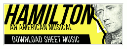Download Hamilton Sheet Music