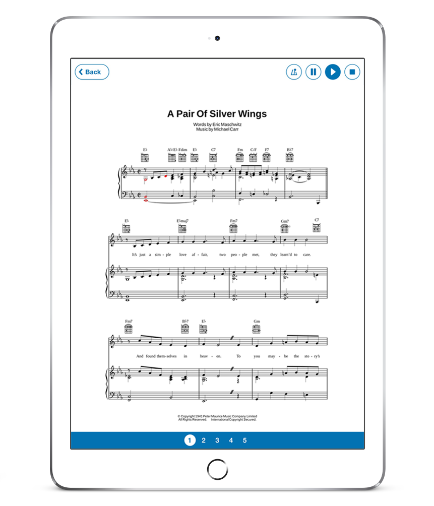 how to play music with ipad