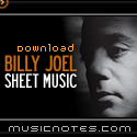 125x125 Billy Joel Banner