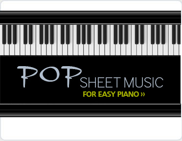 Piano piano tabs popular songs : Free Pop Sheet Music For Piano And Voice - 1000 images about sheet ...