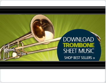 Best of Trombone Sheet Music 2016